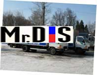 Доставка мебели Мистер Дорс в Москве и Области