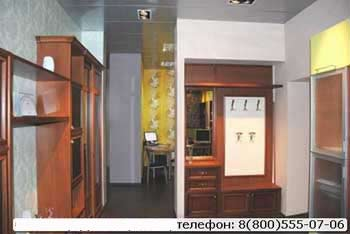 Салон мебели экспозиция 1