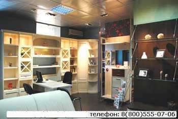 Салон мебели экспозиция 2