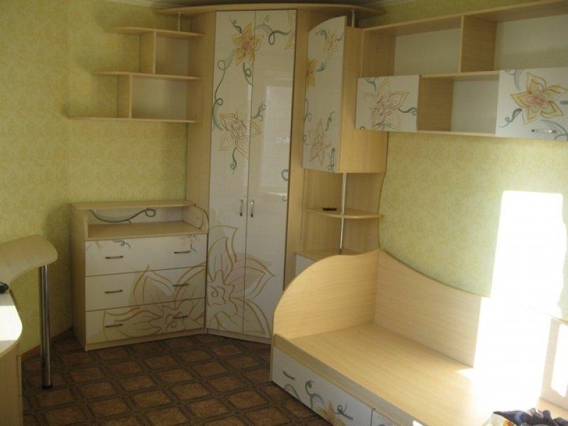 Мебель для детских комнат.