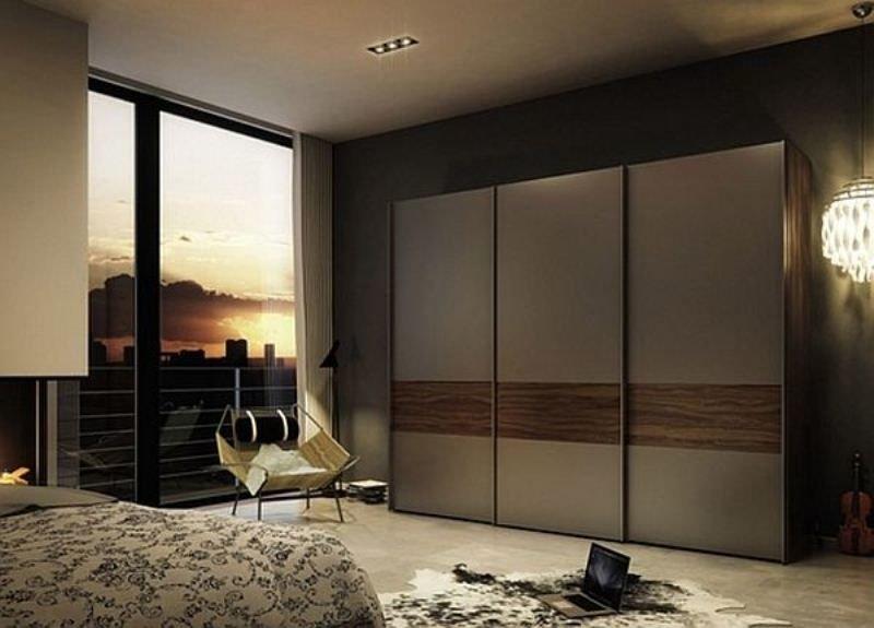 Современный дизайн шкафов купе
