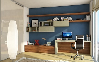 Офис, мебель на заказ Mr. Doors