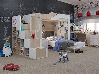 Детские, мебель на заказ Mr. Doors