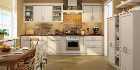 Кухни, мебель на заказ Mr. Doors