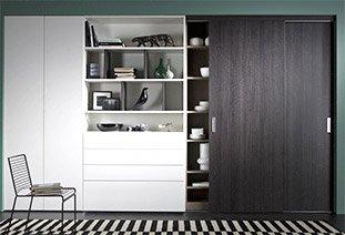 Гардеробные, мебель на заказ Mr. Doors