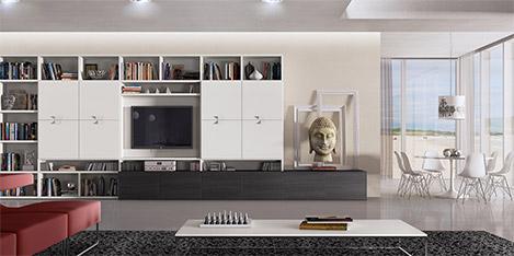 Гостиные, мебель на заказ Mr. Doors